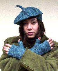 baret rukavice