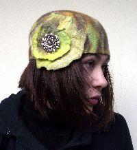 klobouk Dávné časy